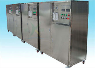 Industrial Ozone Sterilization System , 1TPH Containerized Water Treatment Plant