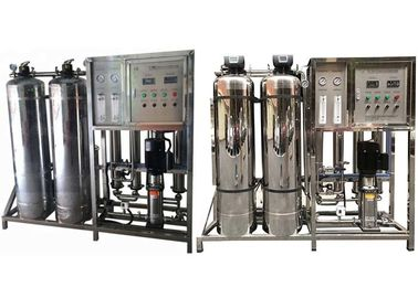 Reverse Osmosis Drinking Water Treatment System 380V 220V Small 1000LPH RO Plant