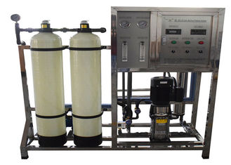 250LPH Water Treatment Equipment Reverse Osmosis Water Purifier Filter