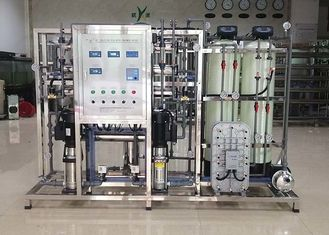 EDI Electric Desalination 500 LPH Ultrapure Water System For Hemodialysis