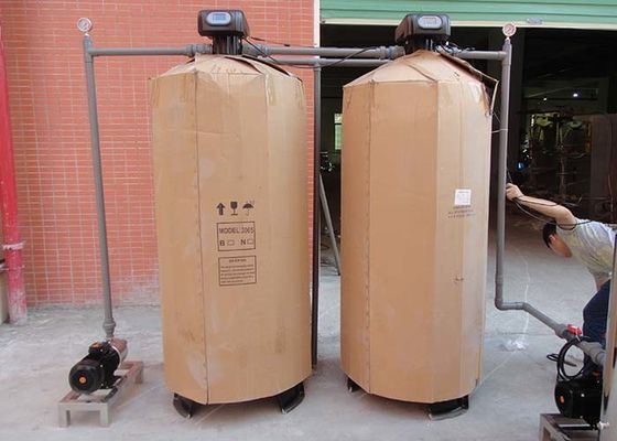 Carbon Steel 3000LPH Brackish Water System For Drinking Water